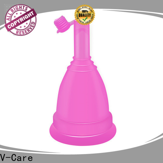 wholesale best rated menstrual cup factory for sale