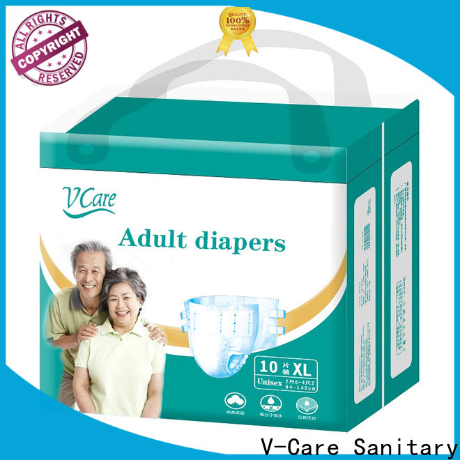 V-Care best adult diapers factory for women