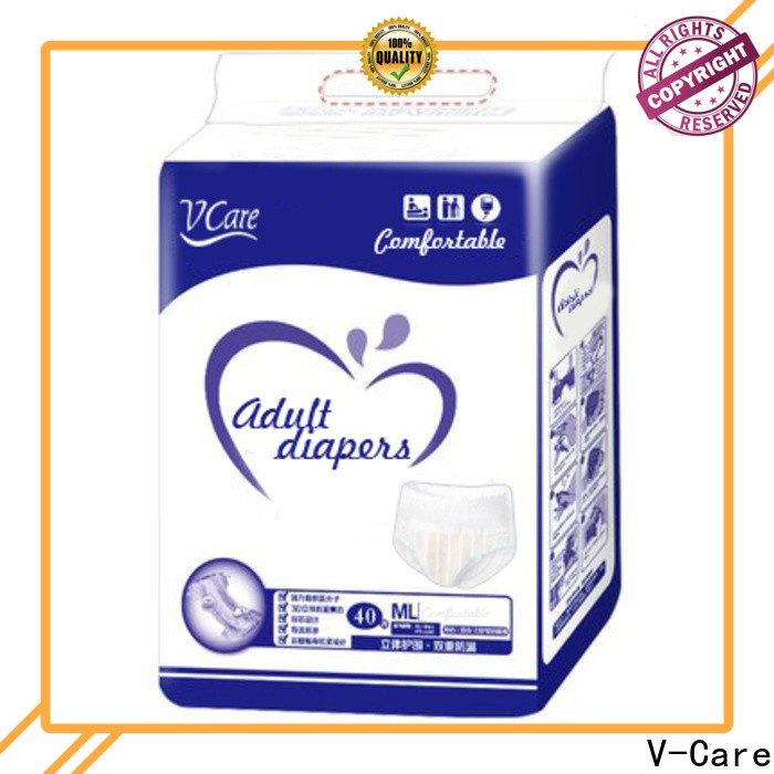 V-Care the best adult diapers supply for sale