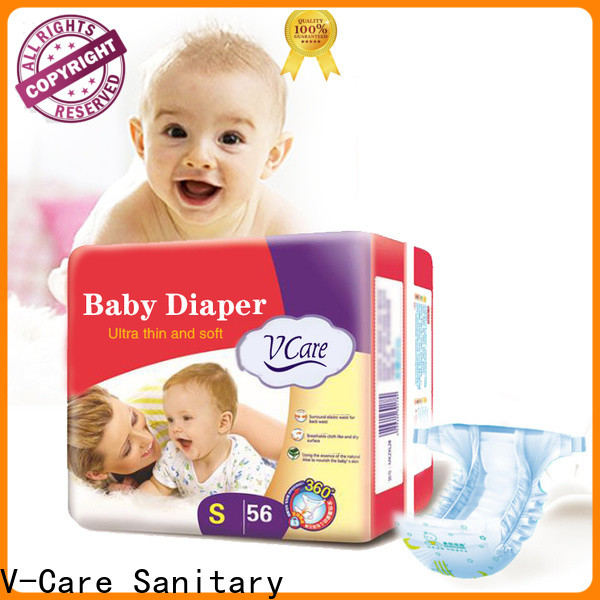 custom cheap baby nappies company for children