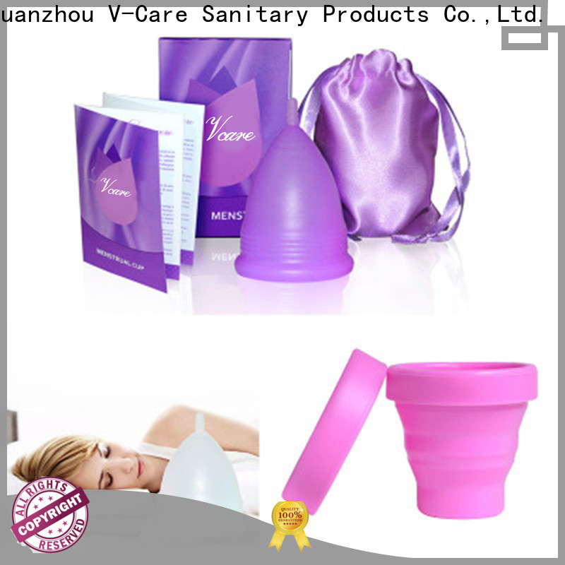 high-quality top rated menstrual cup manufacturers for ladies