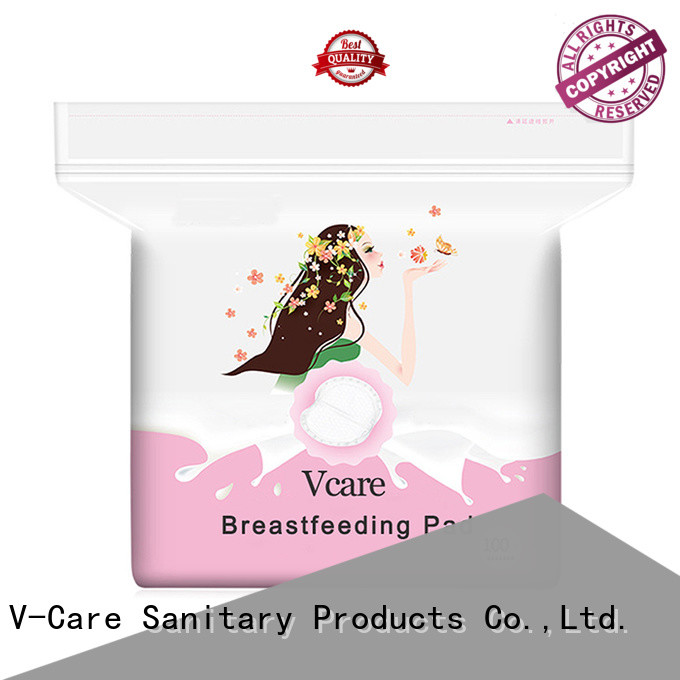 V-Care wholesale best nursing pads company for feeding