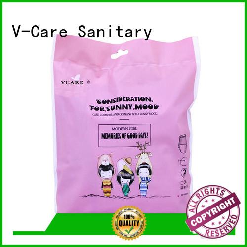 V-Care new sanitary pads supply for women