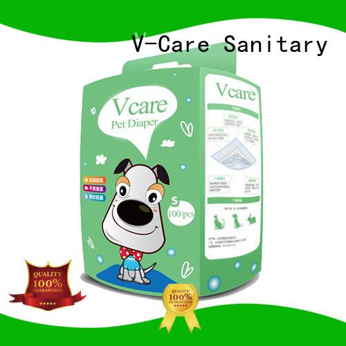 V-Care wholesale diaper pet factory for pets