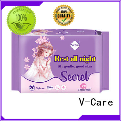 V-Care best sanitary napkins manufacturers for business