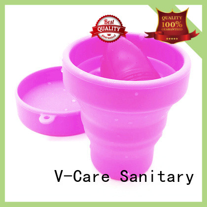 V-Care wholesale best menstrual cup suppliers for sale