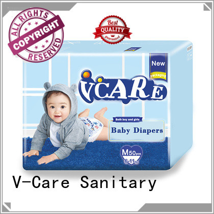 V-Care top baby pull up pants supply for baby