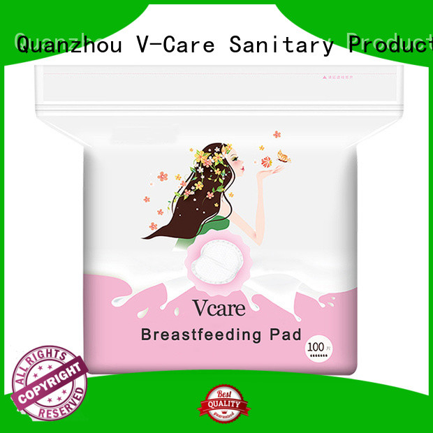 V-Care top rated nursing pads company for sale