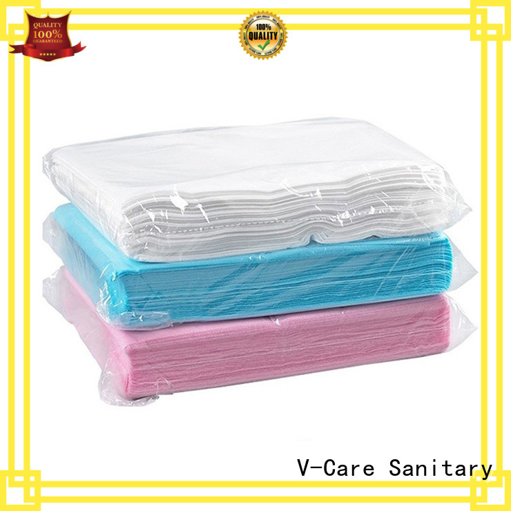 V-Care underpad sheet suppliers for old people