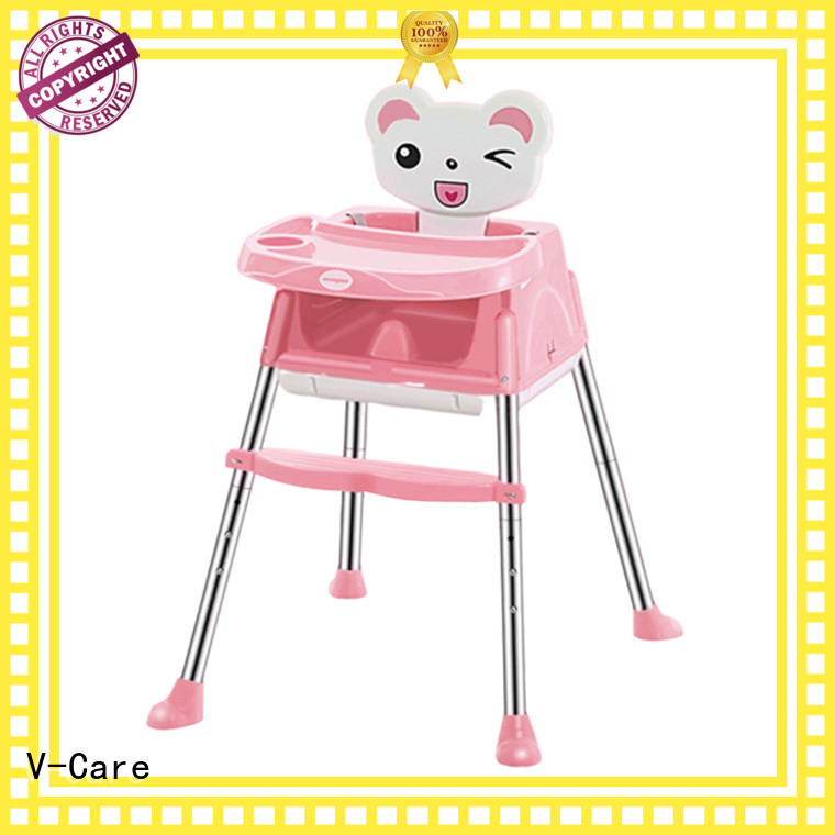 V-Care custom high end baby high chair supply for home