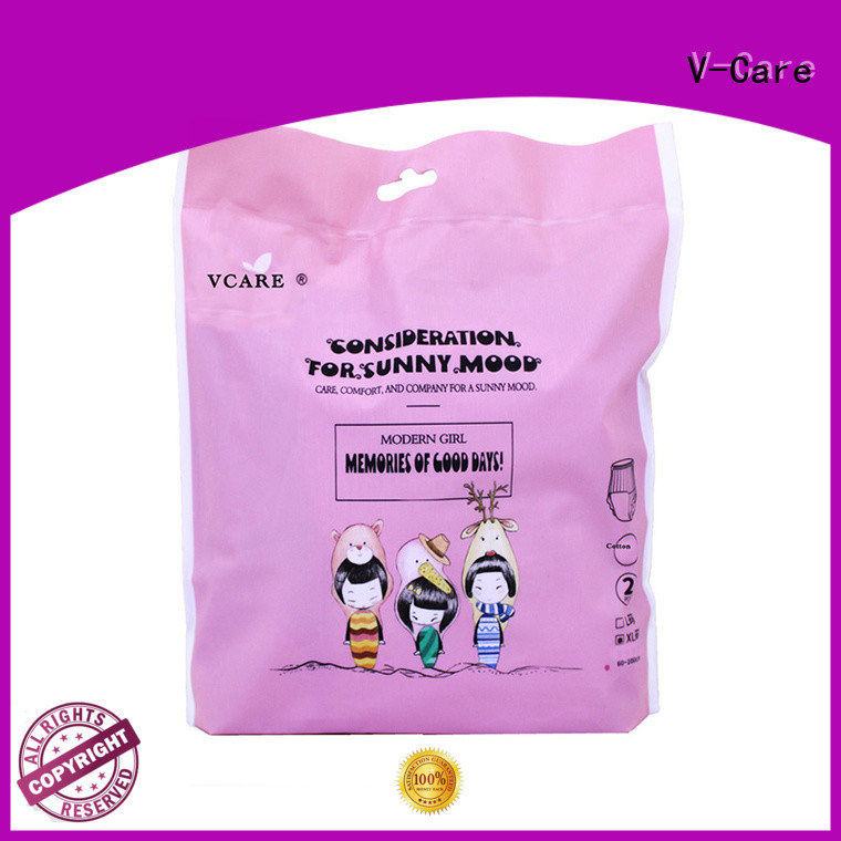 V-Care custom sanitary pads suppliers for sale