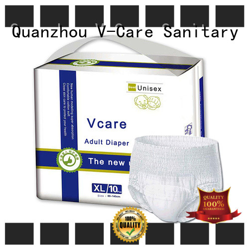 V-Care adult pull up diapers company for adult
