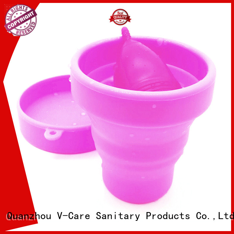 custom cheap menstrual cup supply for business