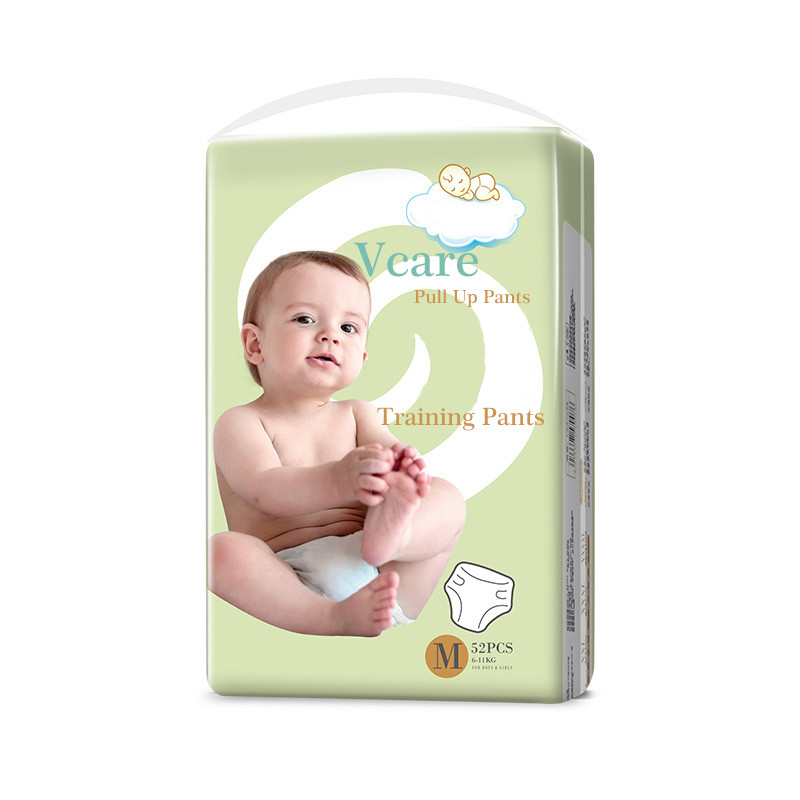 OEM Disposable Training Pants Baby Softness Pull Up Panties