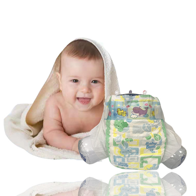 Supplier Competitive Price Best Quality Super Soft Toddler Baby Diaper