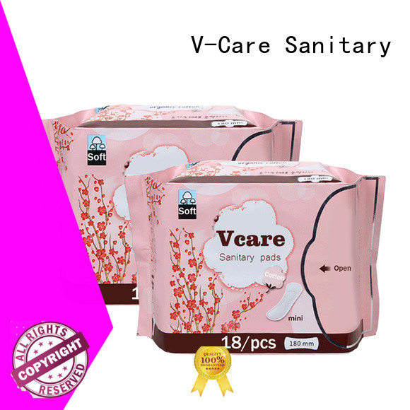 V-Care sanitary napkin pants suppliers for sale