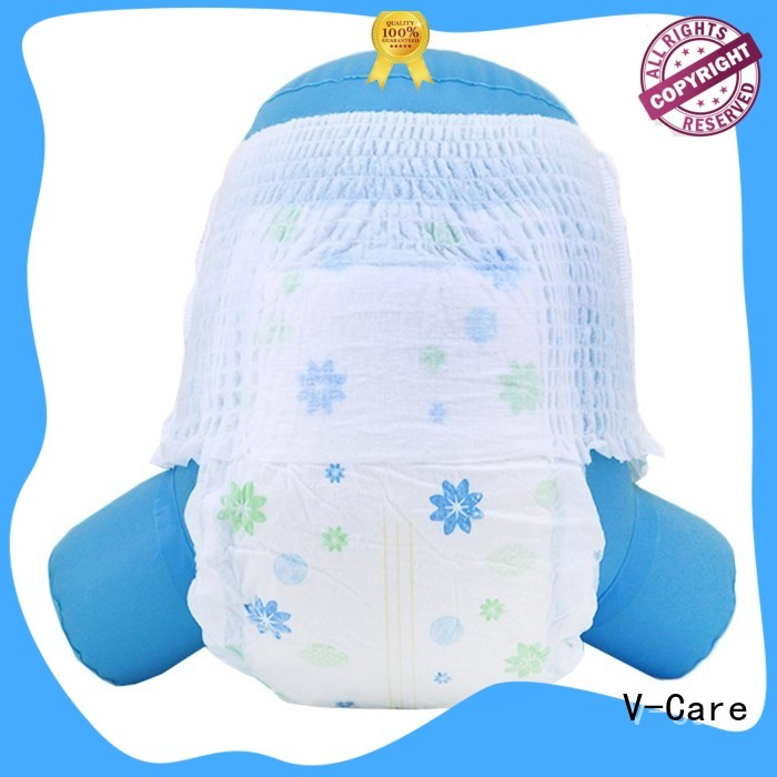 V-Care best newborn nappies company for sleeping