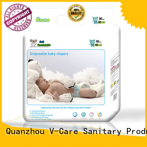 V-Care baby diaper company for baby