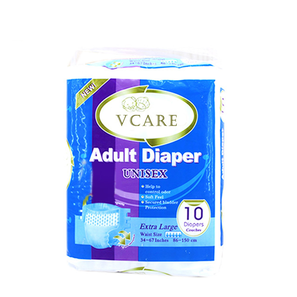 Adult diaper, made of nonwoven fabric, OEM orders are welcome