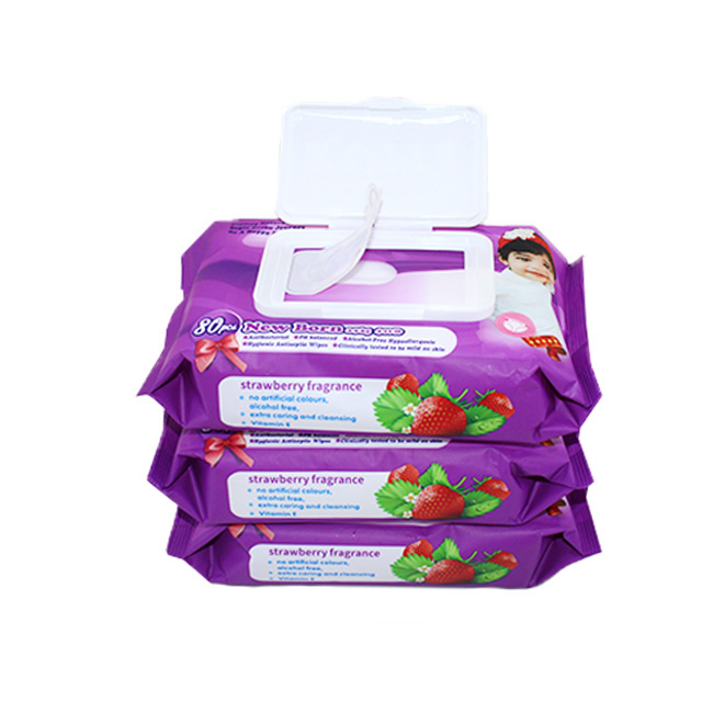 V-Care top wipe tissue company for baby-1