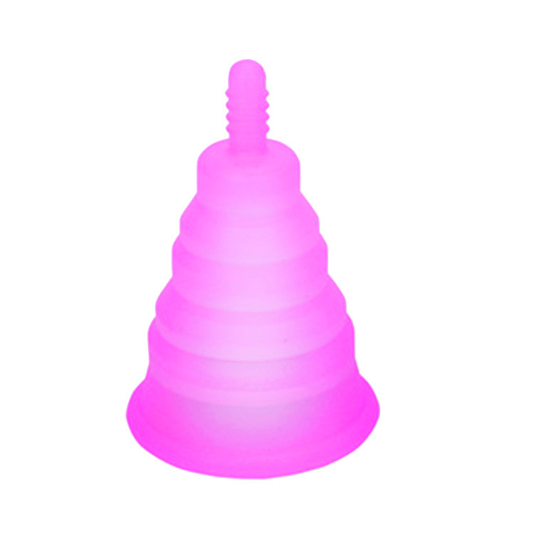 Eco friendly menstrual cups female cup silicone soft private label Hot sale products