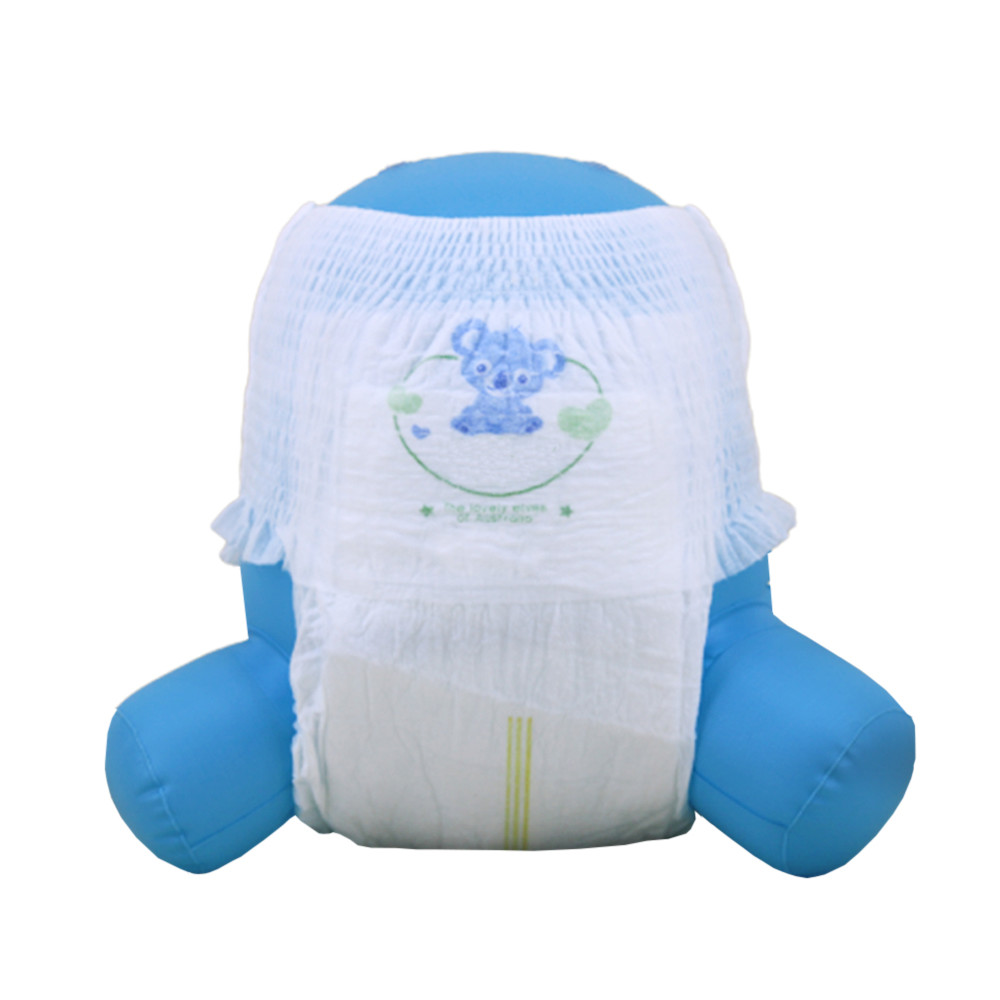 Hot Sale Disposable Baby Nappy Baby Pant Style Diaper, Portable Disposable Sleepy Baby Diaper Pants With Own Production Line