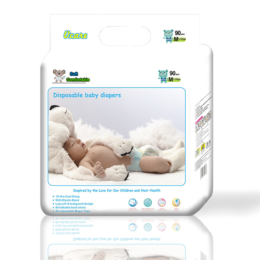 Factory Rejected Diapers/Nappies,cheap grade b baby diapers in stock lots