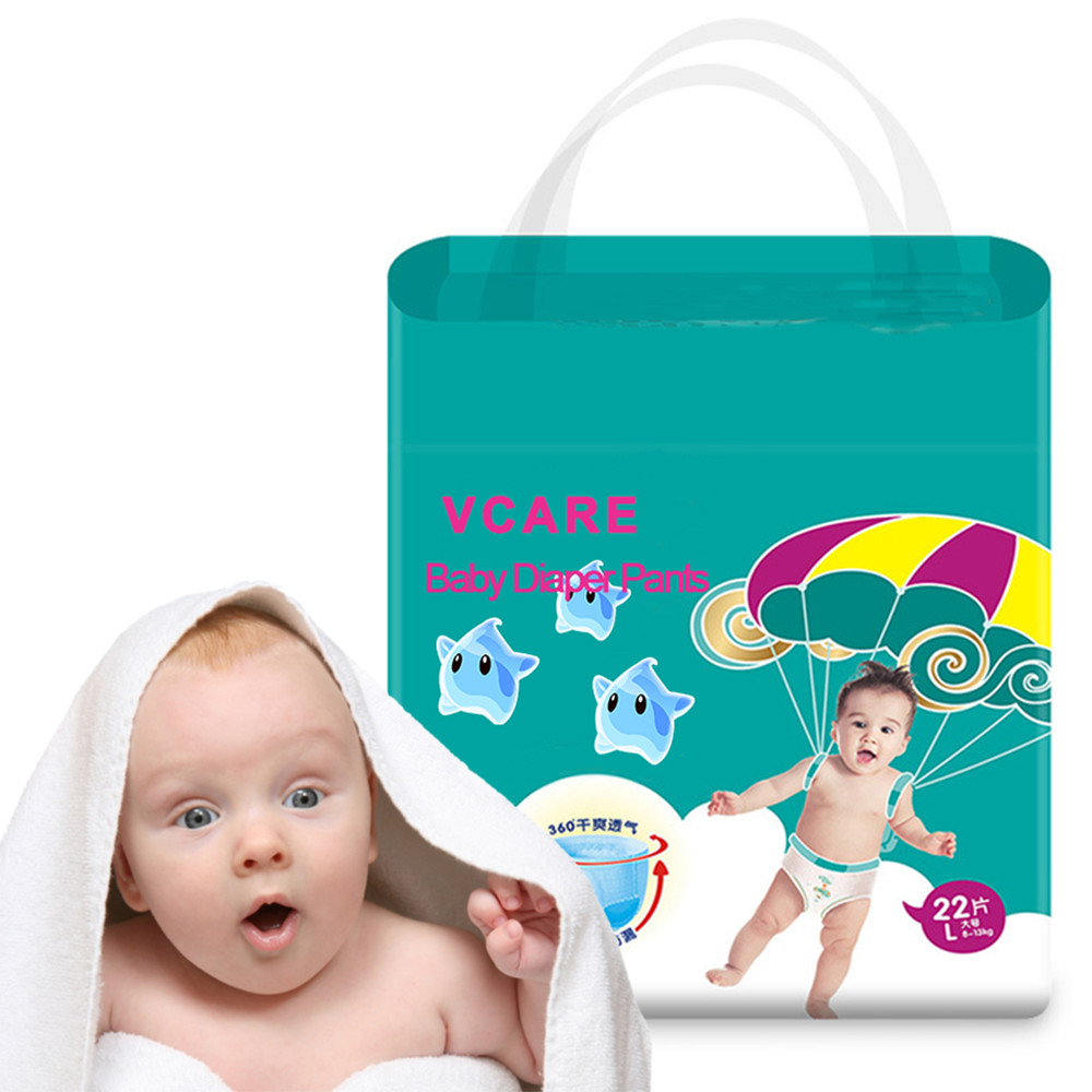 High Quality Bales Supplier Baby Diaper Wholesale Price In India