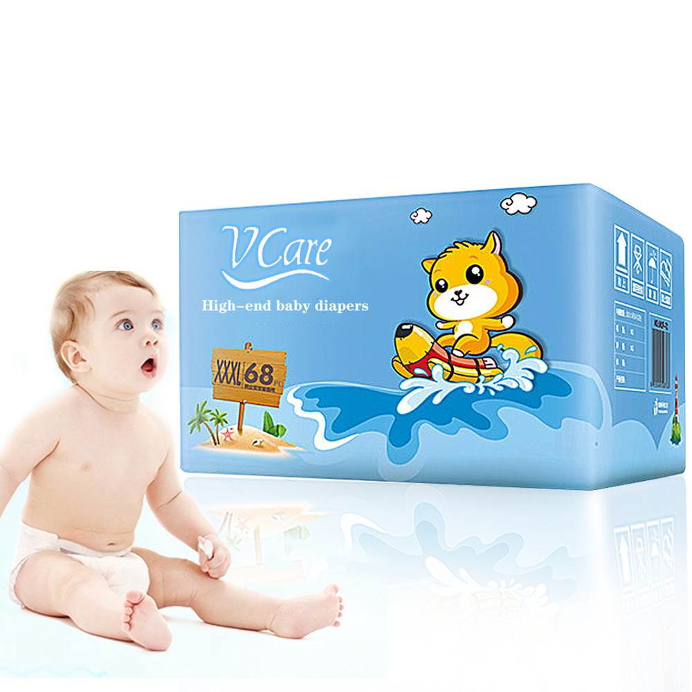 Wholesale High Quality Baby Diapers, Baby Diapers Factory In China