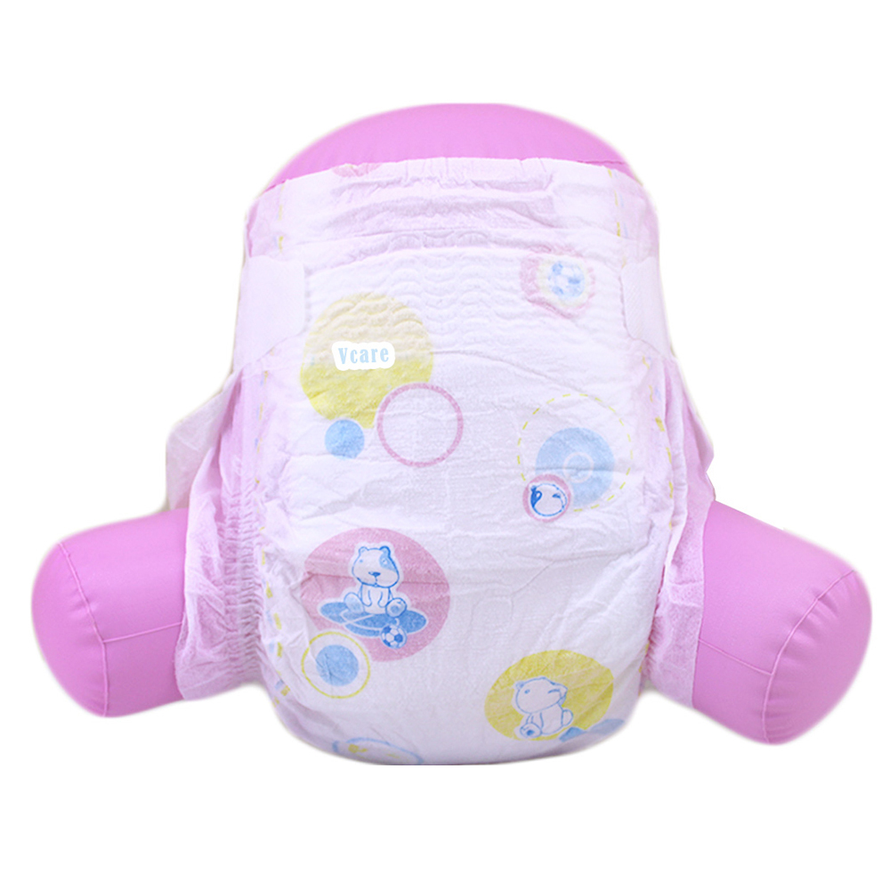 breathable disposable baby nappies factory for sale-1