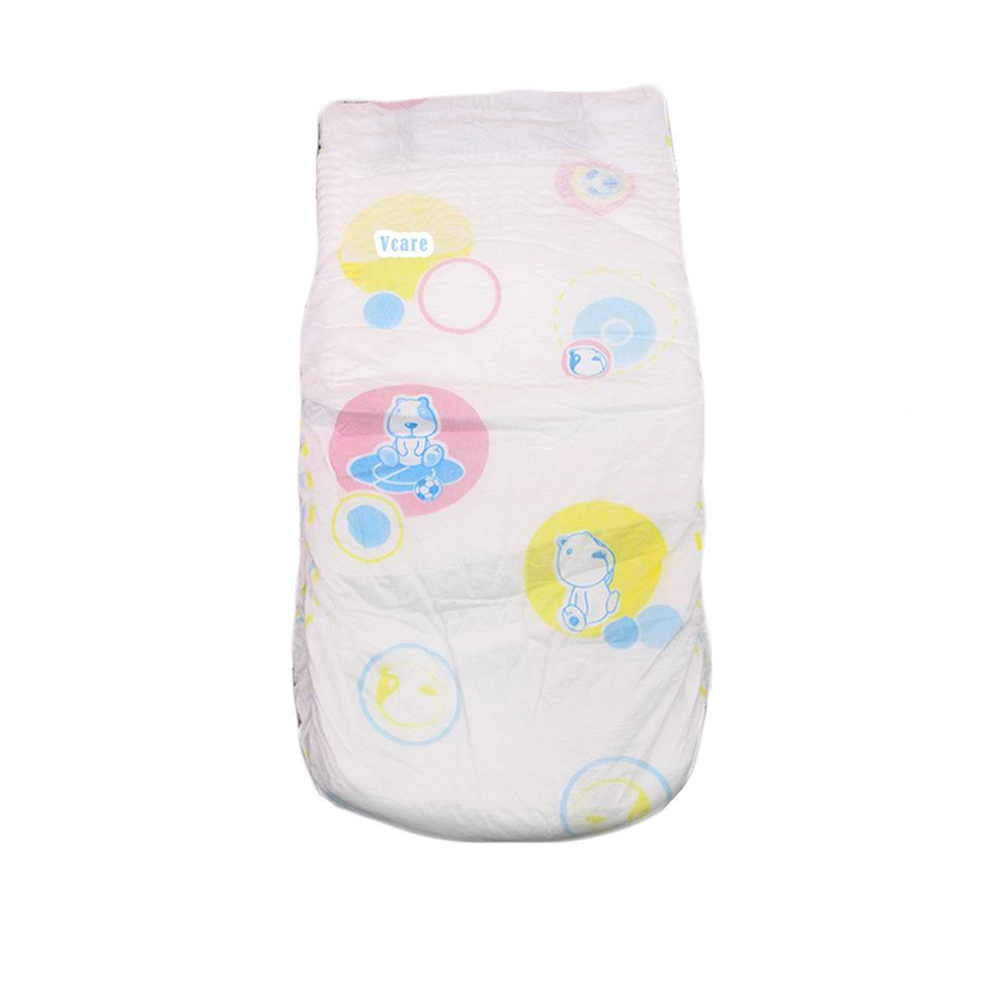 breathable disposable baby nappies factory for sale-2
