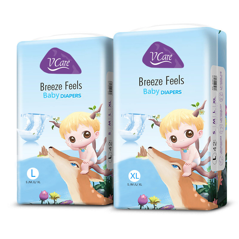 Real Baby Diapers Manufacturer Supply Baby Sanitary Pads, Disposable Baby Diapers