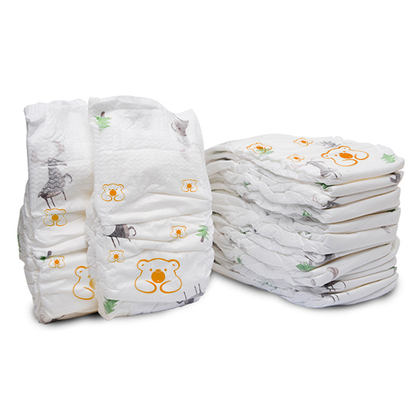 V-Care superior quality disposable baby nappies supply for infant-1