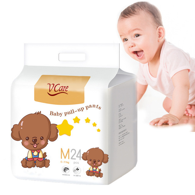 Real Factory Wholesale Custom Disposable Diapers For Newborns, Pulls up Baby Diapers/Baby Training Pants