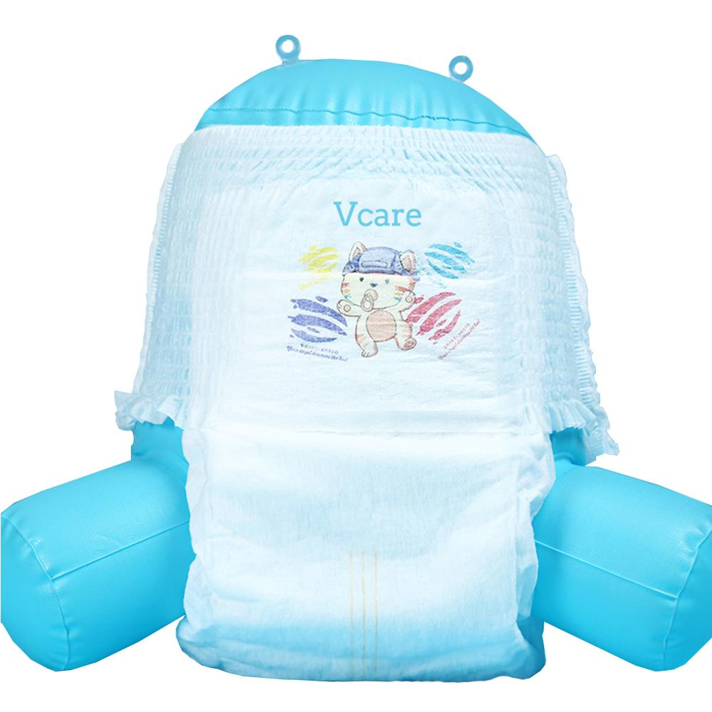 V-Care baby pull ups diapers manufacturers for sale-2