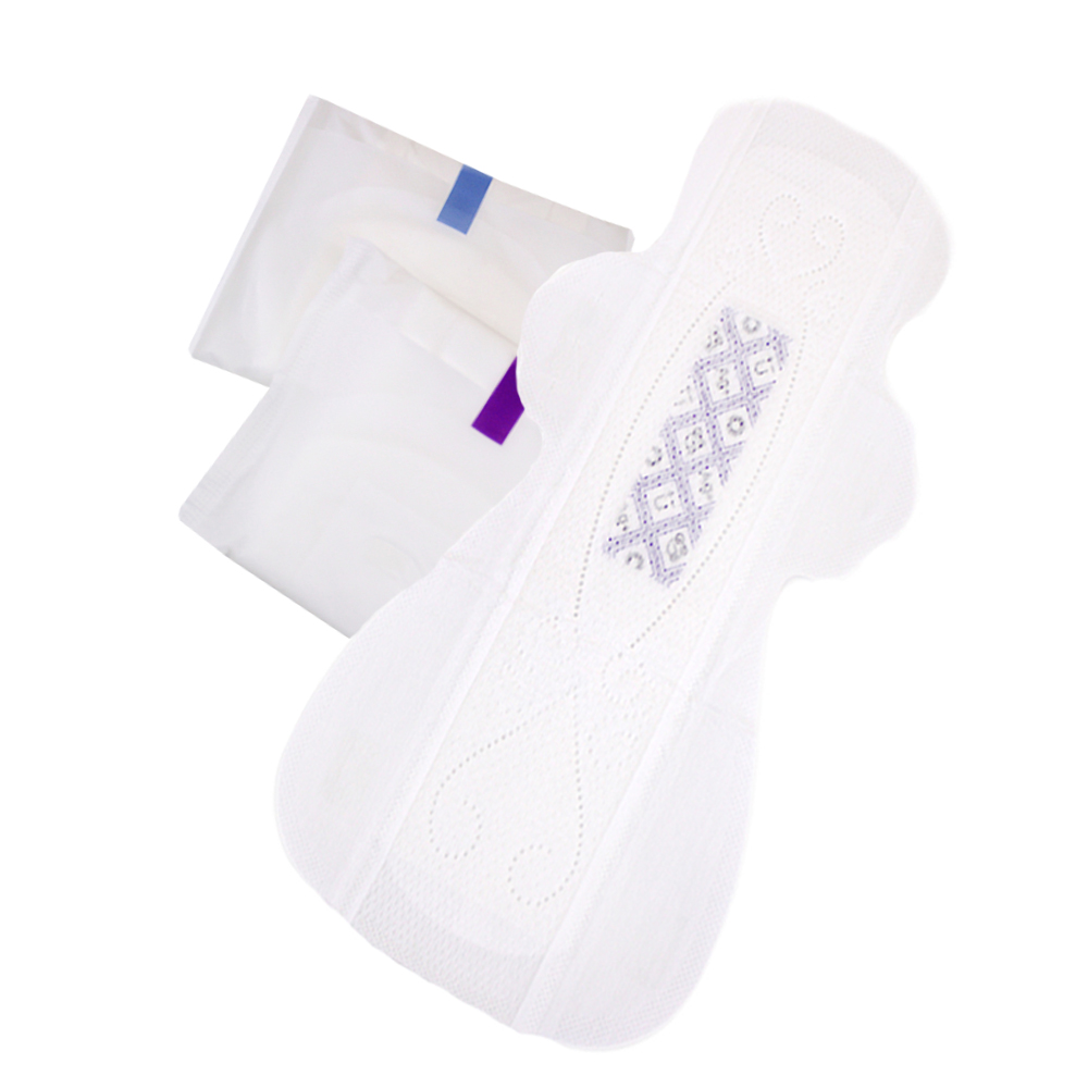 wholesale disposable sanitary pads company for women-1