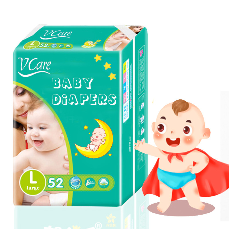 In-Stock Items Supply Type Own Brand Baby Diapers Pant In Quanzhou
