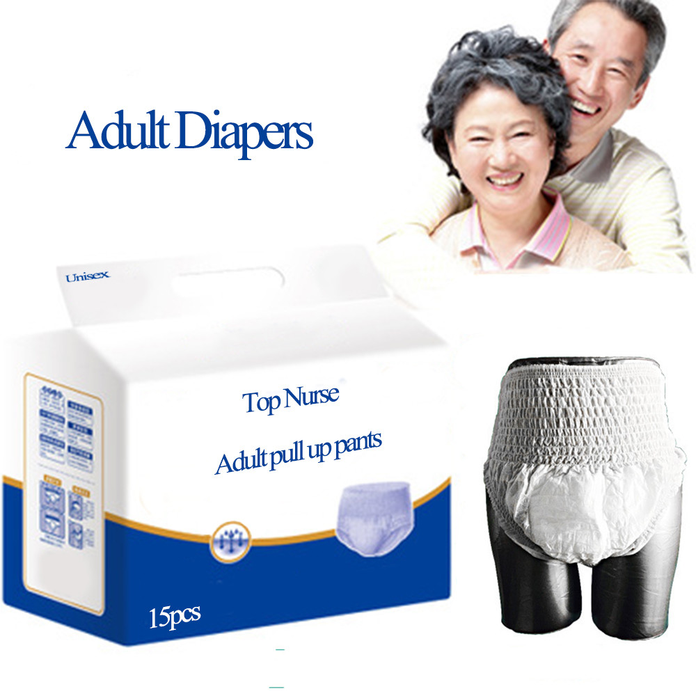 Manufacturer Direct Sale Abdl Diaper For Adult, Adult Daily Diapers/Nappies/Pull Up Pants
