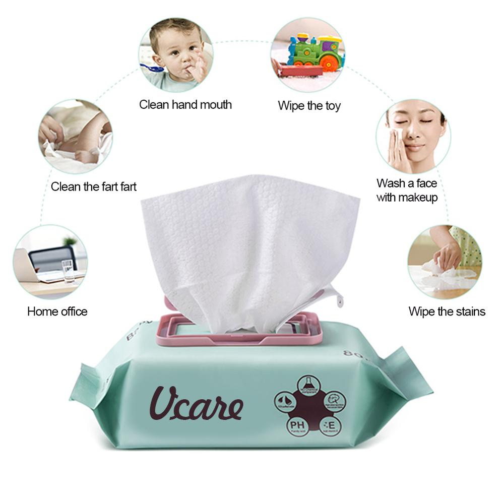 V-Care wet wipes wholesale factory for baby-2