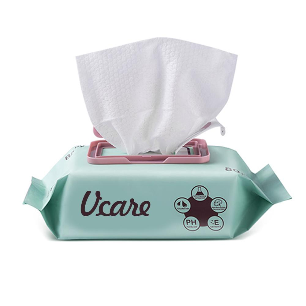 V-Care wet wipes wholesale factory for baby-1
