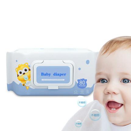 Wholesale Gentle Ingredients Baby Wipes, Weak Acid PH Value Wet Wipes