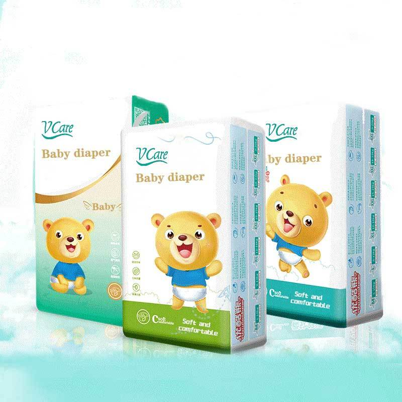 Wholesale Baby Diapers, B Grade aAbsorbent Diapers For Babies