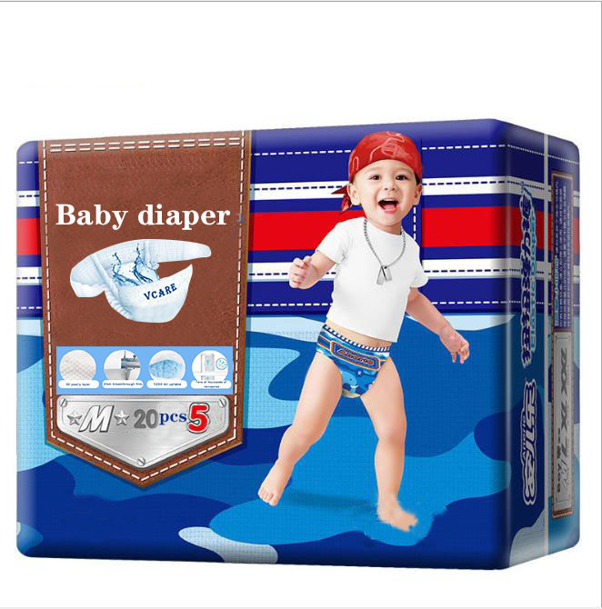Grade A soft dry OEM soft disposable baby training pants sleepy baby pants diapers