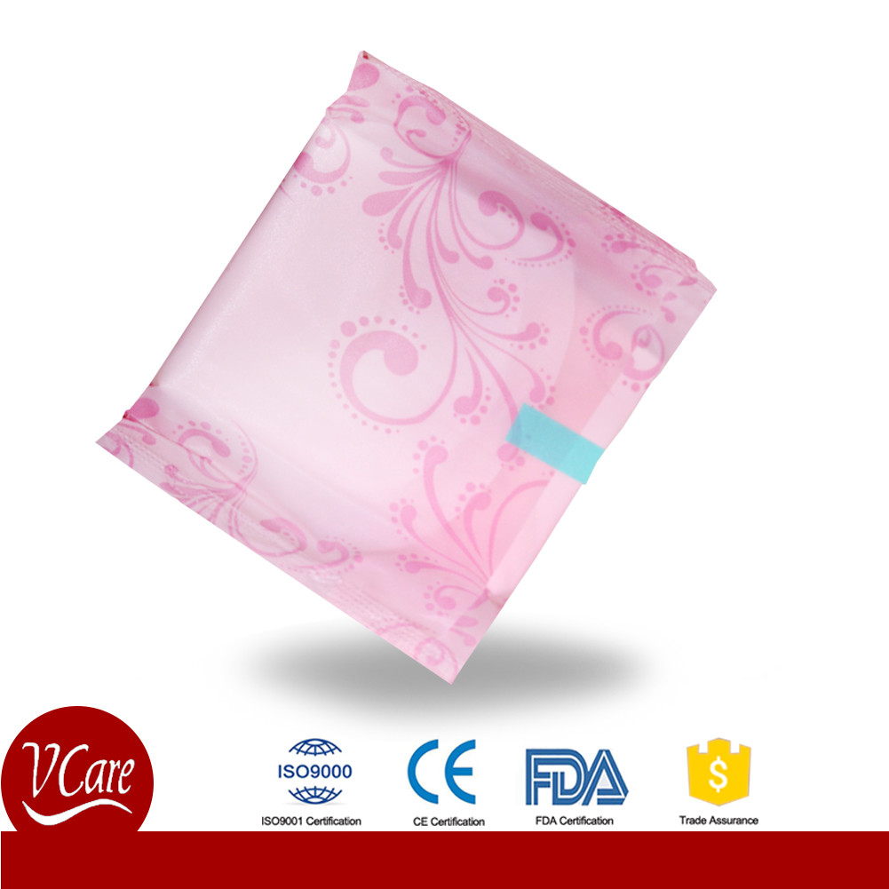 Cheap Negative Ion Sanitary Napkins Wholesale