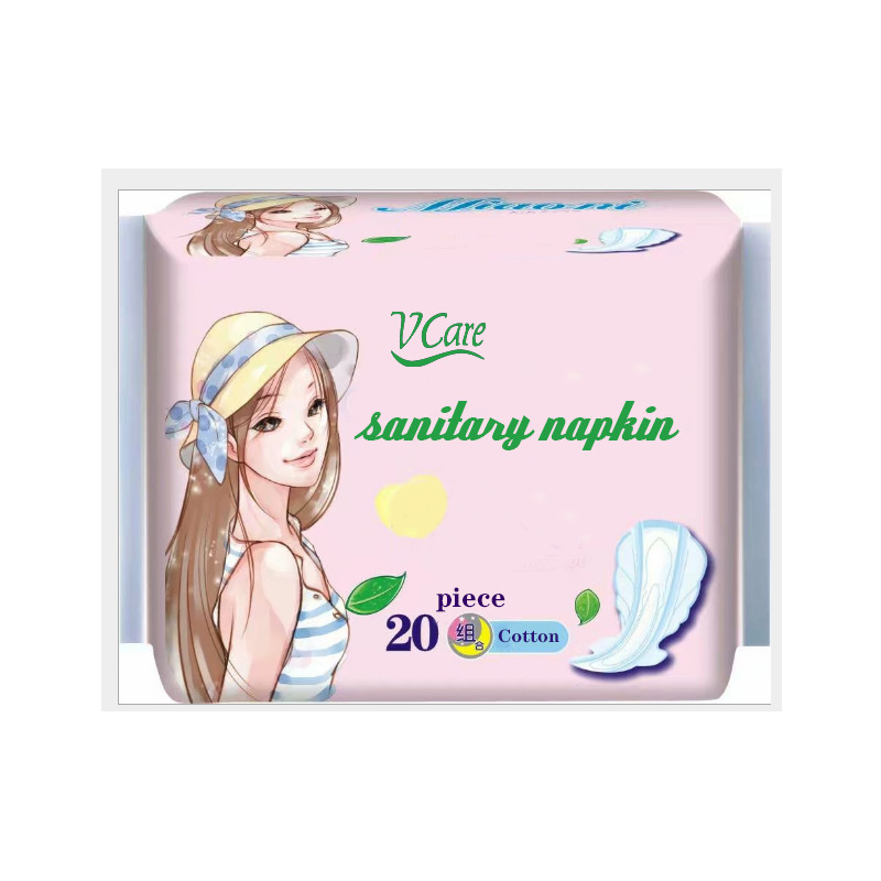 Vcare Wholesales The Most Suitable Soft Sanitary Napkins For Women