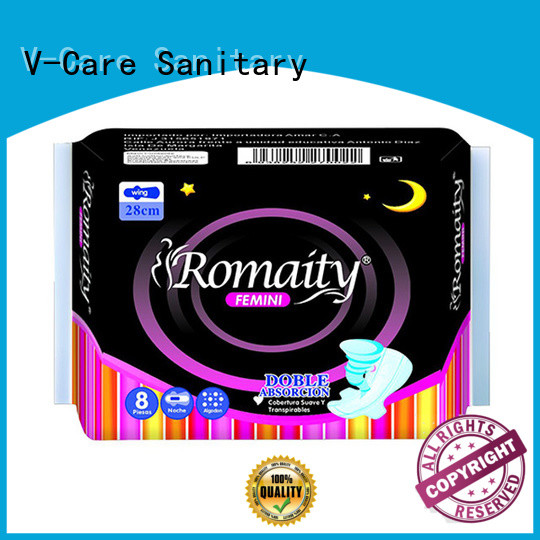 V-Care latest the best sanitary pads supply for ladies