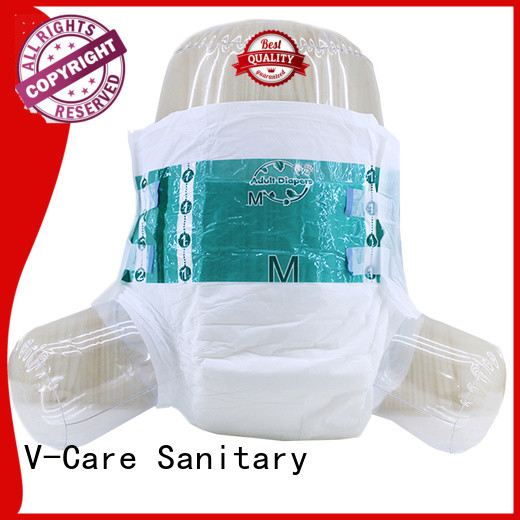V-Care top adults diapers wholesale supply for adult