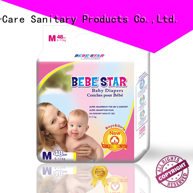 V-Care breathable the best baby diapers company for sale