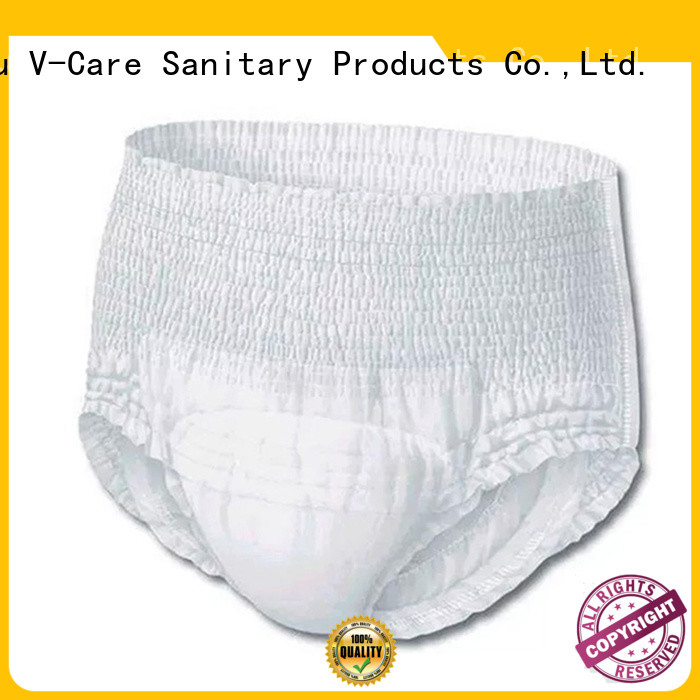 V-Care adult pull up diapers company for business
