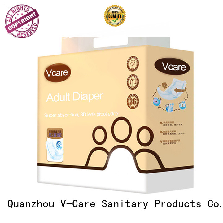 V-Care cheap adult pull ups suppliers for adult